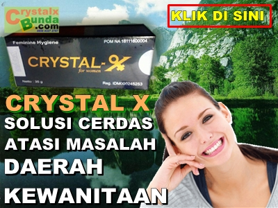 banner crystal x for women